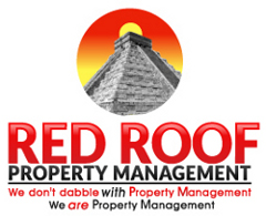 Red Roof Property Management and Rentals Logo